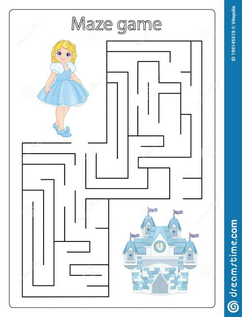 small resolution of Worksheets Number Maze   Printable Worksheets and Activities for Teachers