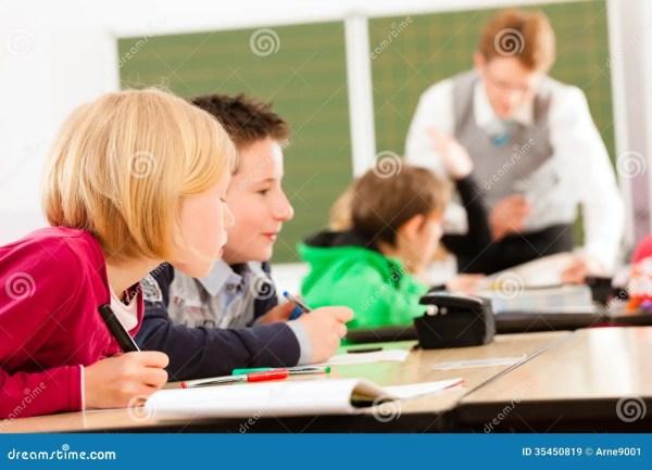Classroom Elementary School Teacher