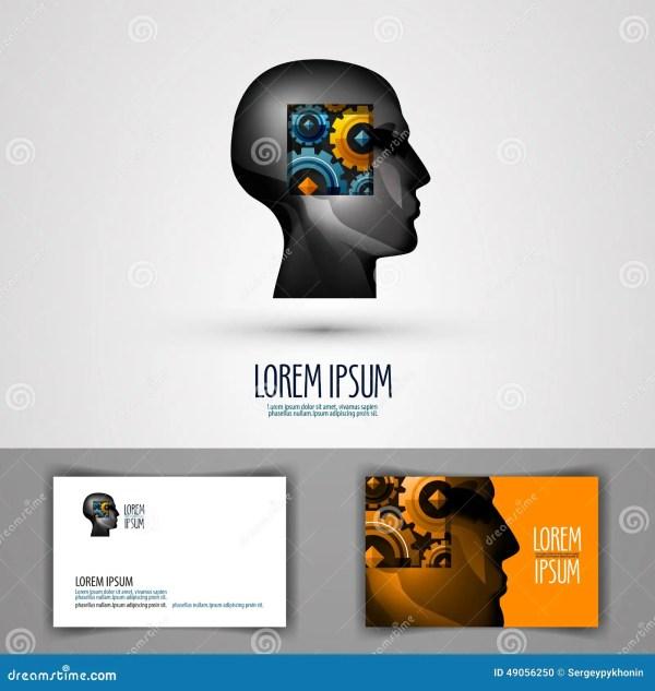 Education Vector Logo Design Template. Science Stock