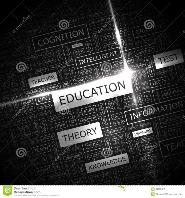Education Royalty Free Stock - 34616067