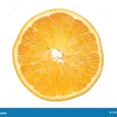 Parts Of An Orange Fruit Diagram Trailer Connector Wiring 4 Way Een Mening In Dwarsdoorsnede Van De Sinaasappel Stock