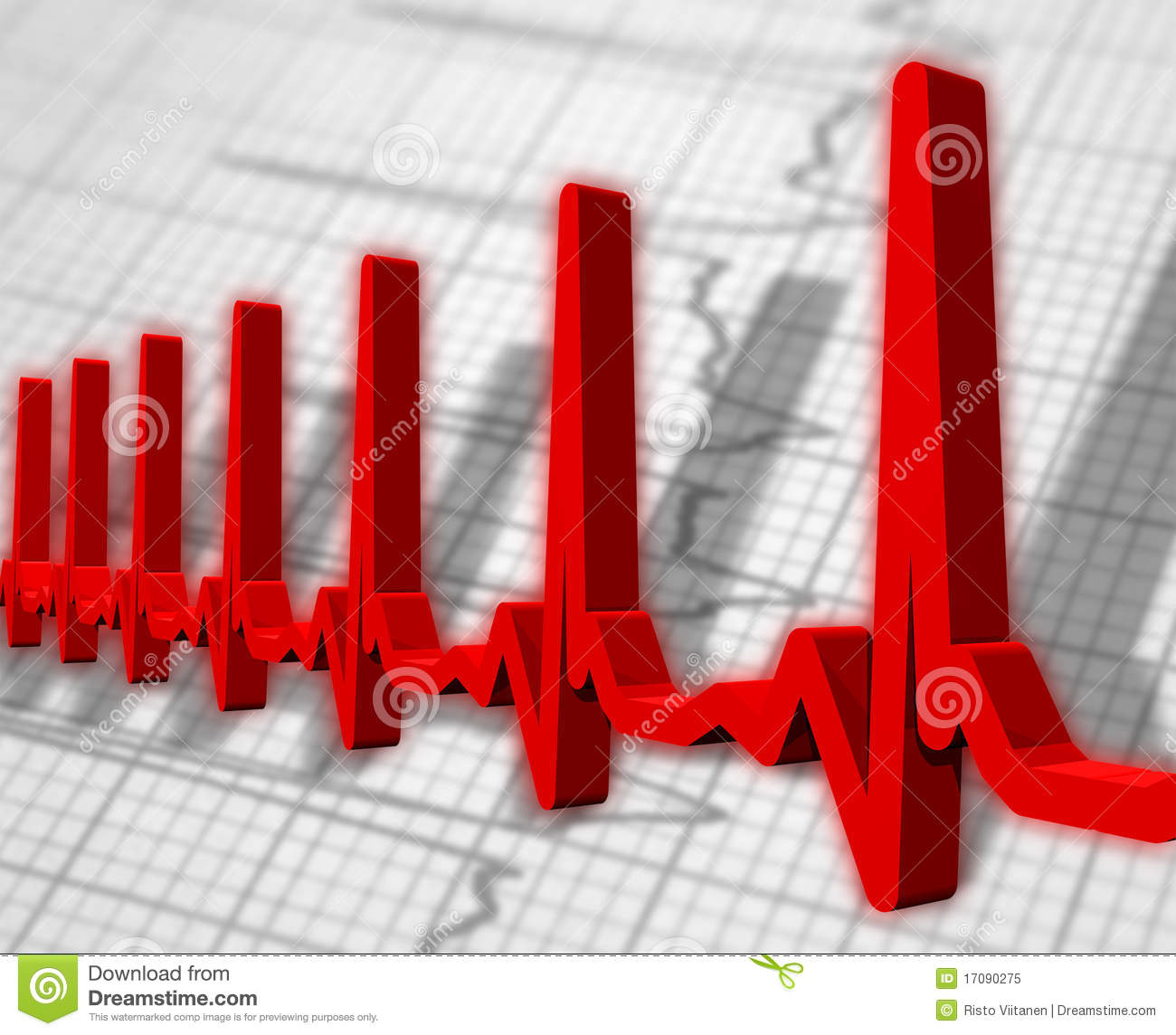 heart beat diagram clarion vz401 wiring ekg ecg pulse royalty free stock photo image