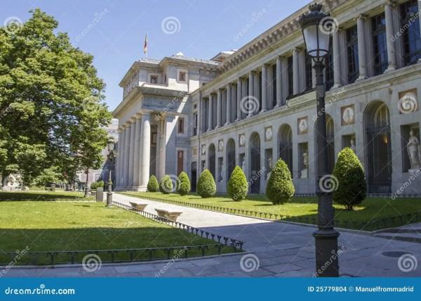El Prado Museum Madrid Spain