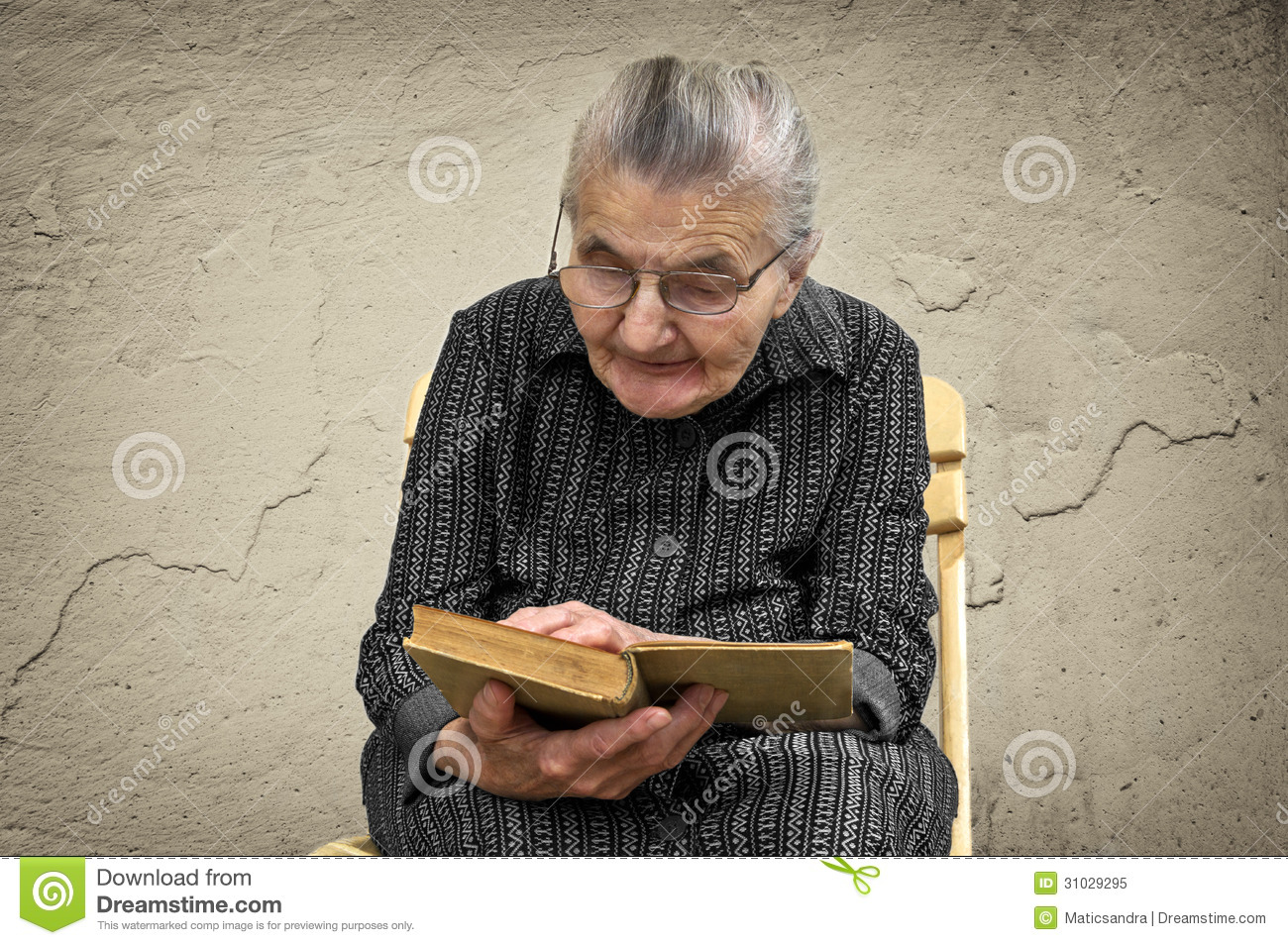 geriatric chair for elderly hanging bedroom woman reading bible royalty free stock photo