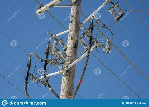 small resolution of electrical insulator is a device used to support the power cord on a wood pole