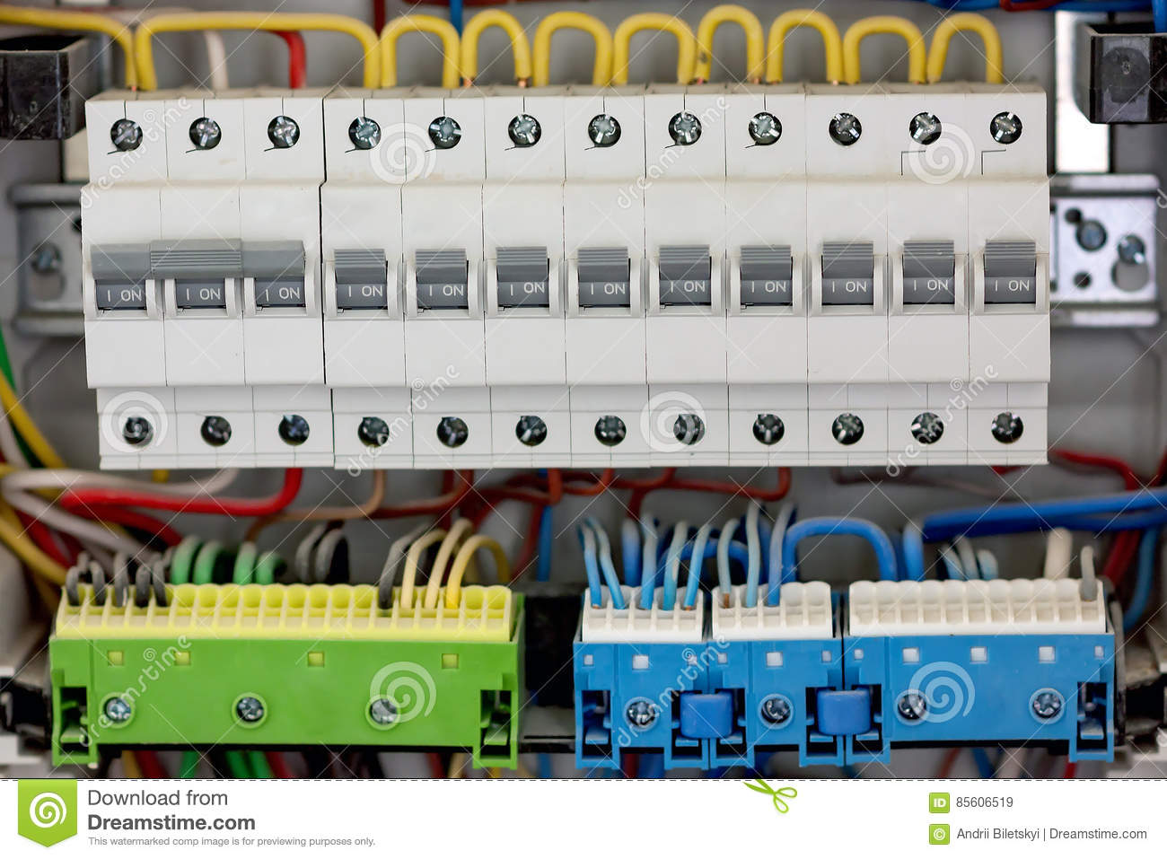 hight resolution of electical distribution fuseboard electrical supplies electrical panel at a assembly line factory controls and switches