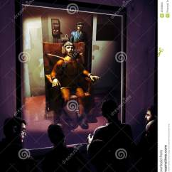 Electric Chair Execution Photos Swing Indoor Sadism Cartoons Illustrations And Vector Stock Images 136