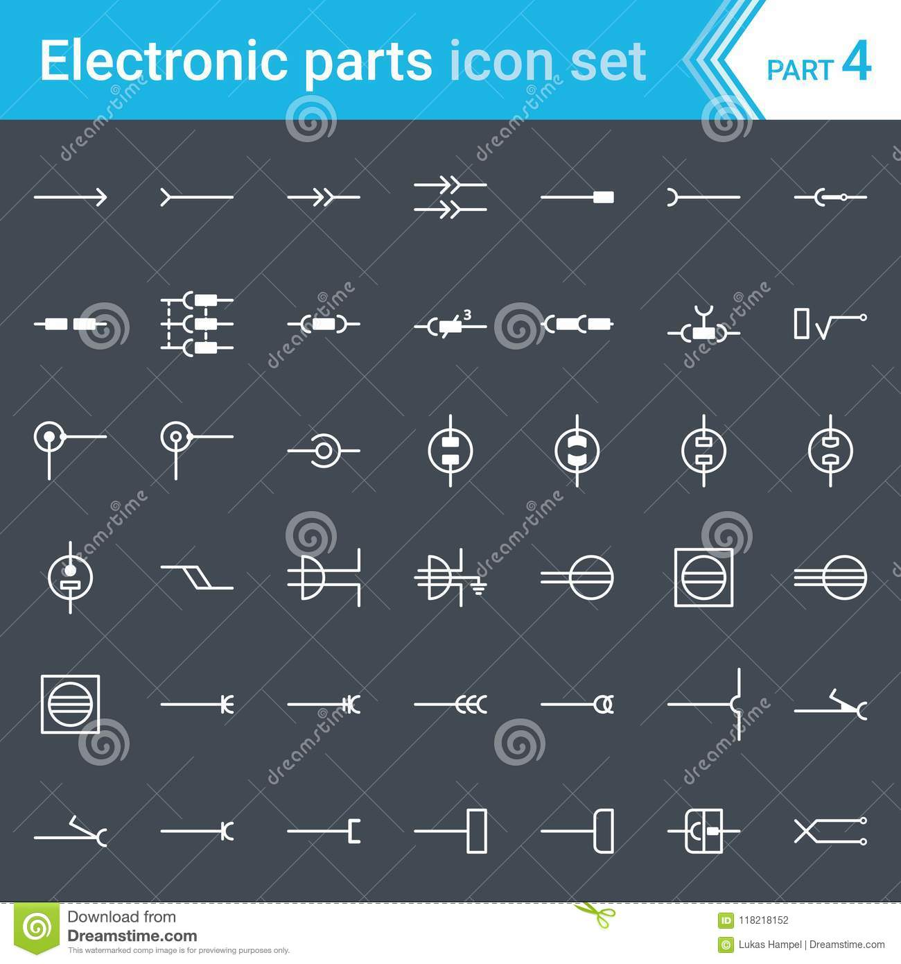 Symbols For Circuit Diagram
