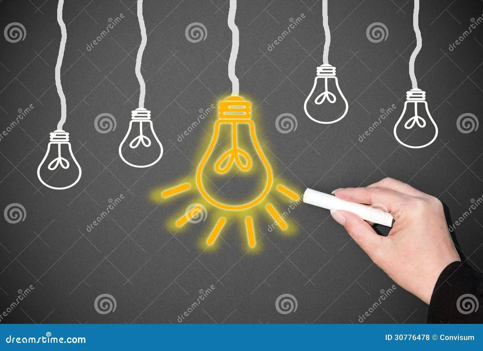 Electric Light Bulbs Royalty Free Stock Photos  Image
