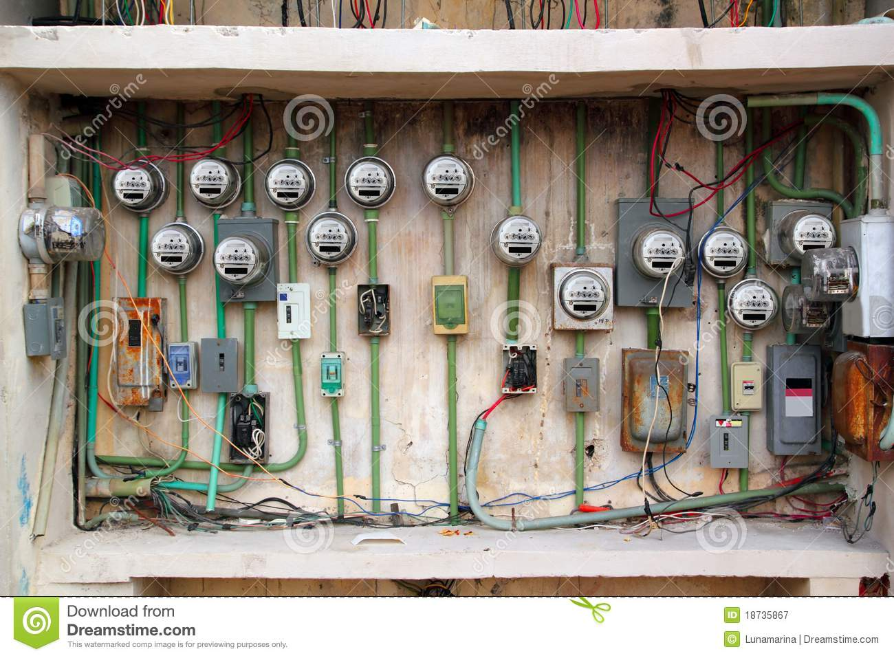 electric meter box wiring diagram 99 vw jetta fuse an free engine image for