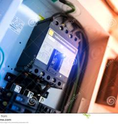 electric outdoor fuse box in soft light stock image image of fuse box placement on a 2015 lincoln mkz fuse box airplane [ 1300 x 958 Pixel ]
