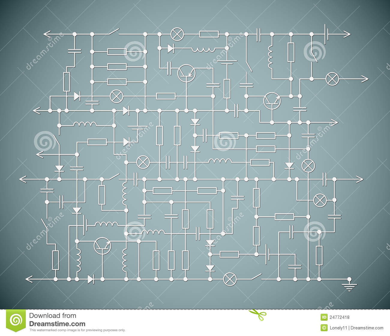 Free Drawing Circuit Diagram License Lgpl Electronic Projects
