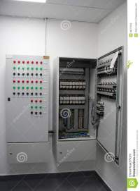 Electrical Cabinet Stock Photo - Image: 38777018