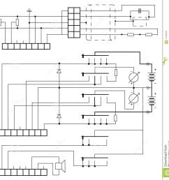 electrical circuit vector 17731615 diagrams pioneer avic d1 wiring diagram pioneer avic n3 wiring pioneer avic pioneer avic d3 wiring harness  [ 1305 x 1300 Pixel ]