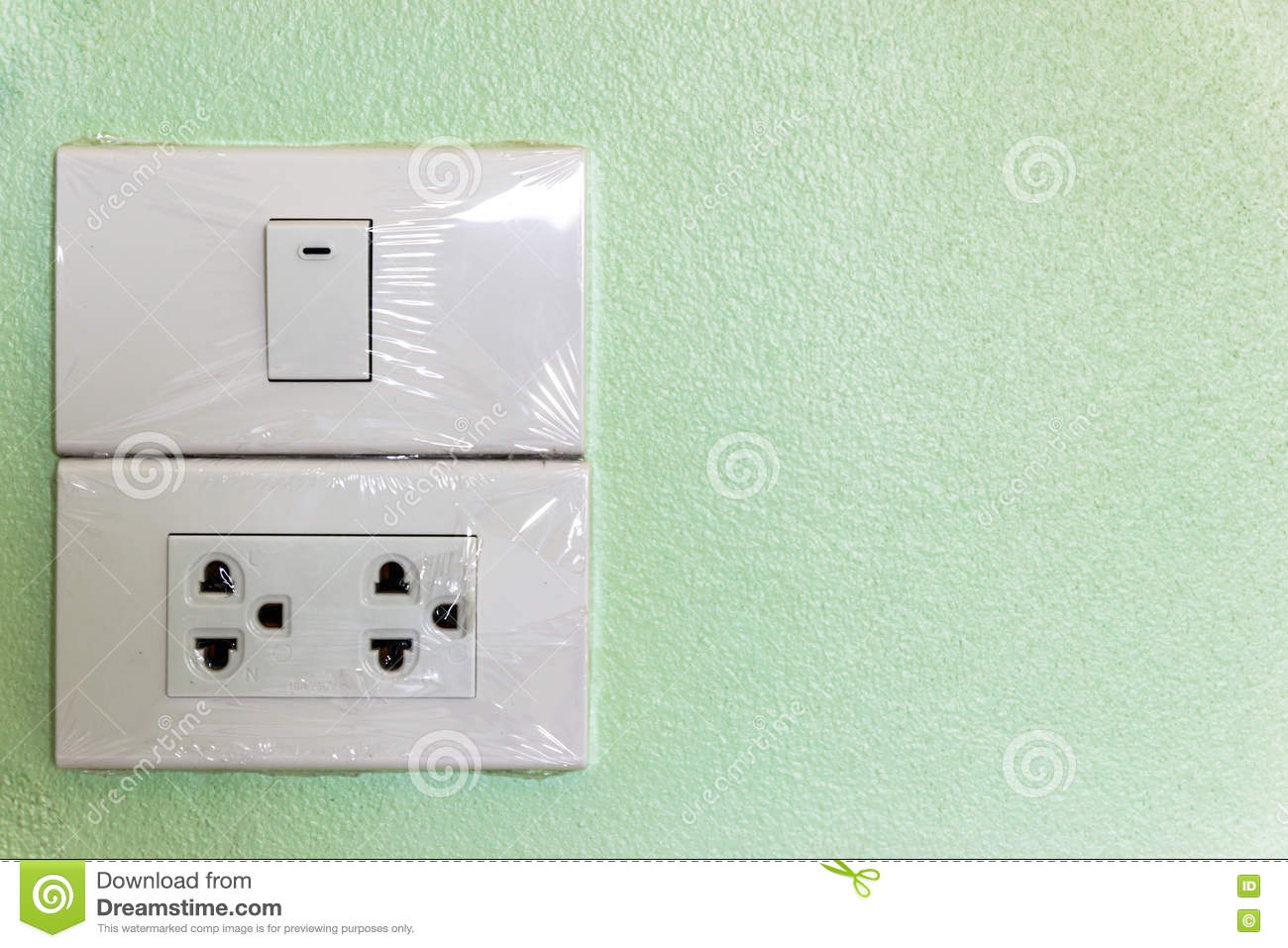 hight resolution of electrical switch and plug