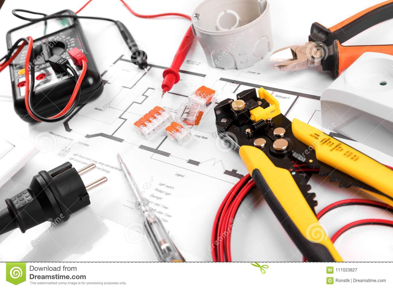 hight resolution of electrical tools and equipment on house circuit diagram download preview