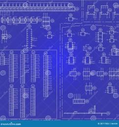 electrical wiring diagram background [ 1300 x 1387 Pixel ]