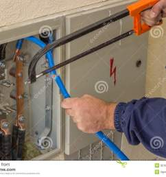 three phase fuse box wiring library low voltage fuse box electrician working with a chainsaw in [ 1300 x 957 Pixel ]