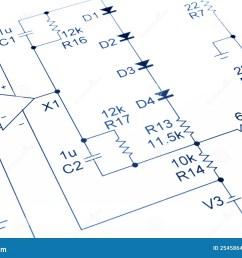 free electronics circuits diagrams electrical blog design circuit basic electronic circuit electronic circuit diagram audio royalty [ 1300 x 960 Pixel ]