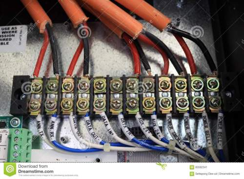 small resolution of electronic safety box wire cable fuse control