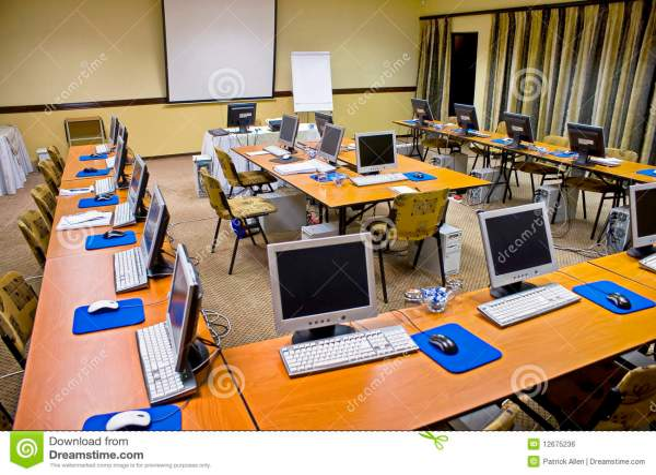Computer Training Session