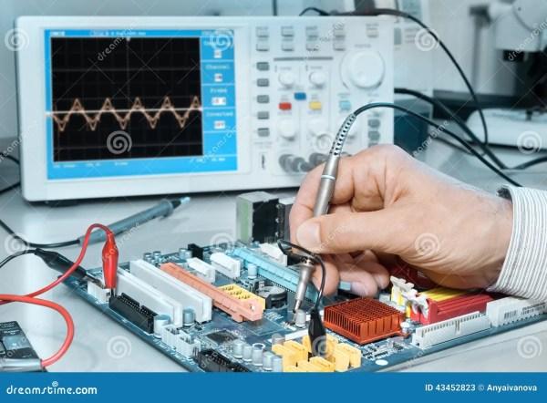 Electronics Repair Service Stock Photo - Image: 43452823