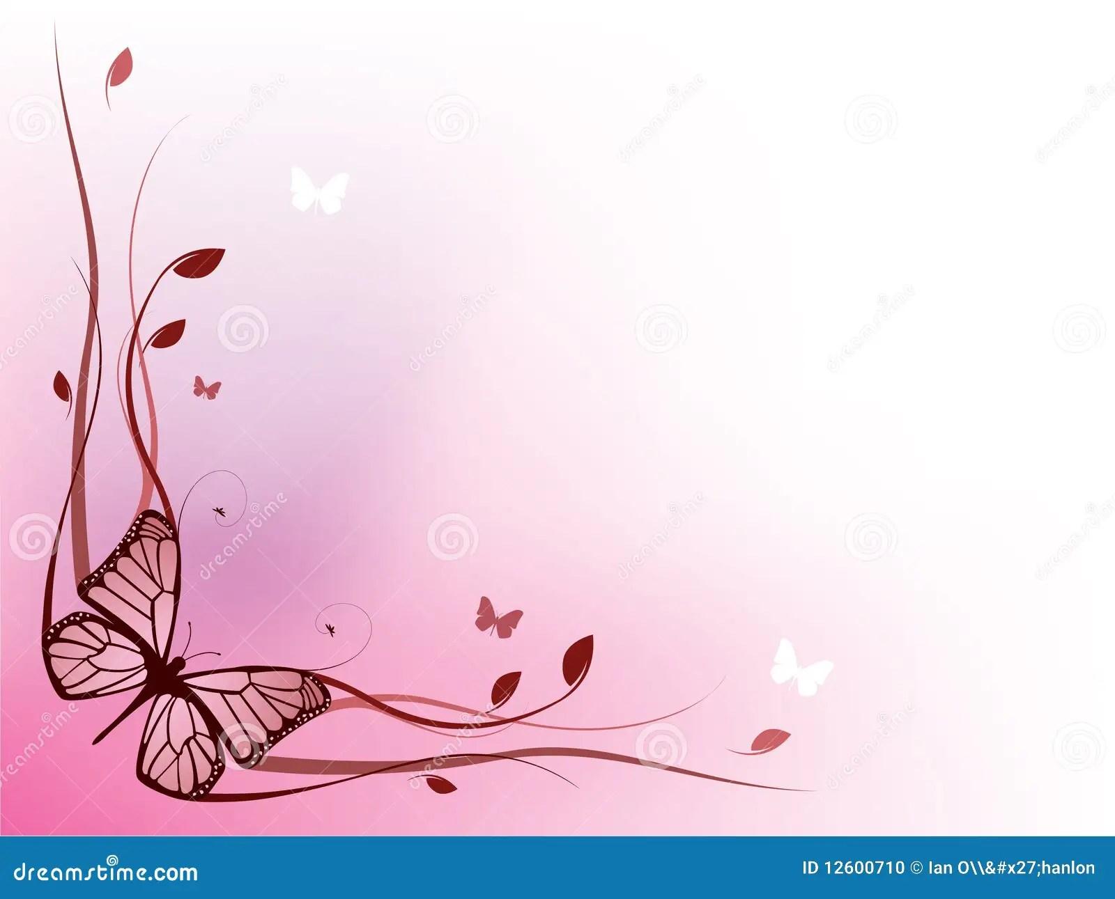 Cute Nail Arts Wallpaper Elegant Floral Border Stock Photo Image 12600710