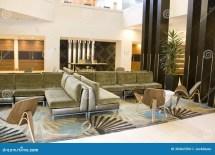 Elegant Hotel Lobby Stock - 30462394