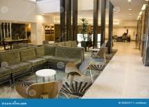 Elegant Hotel Lobby Editorial - 30462317
