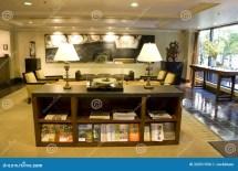 Elegant Hotel Lobby Editorial - 33251550