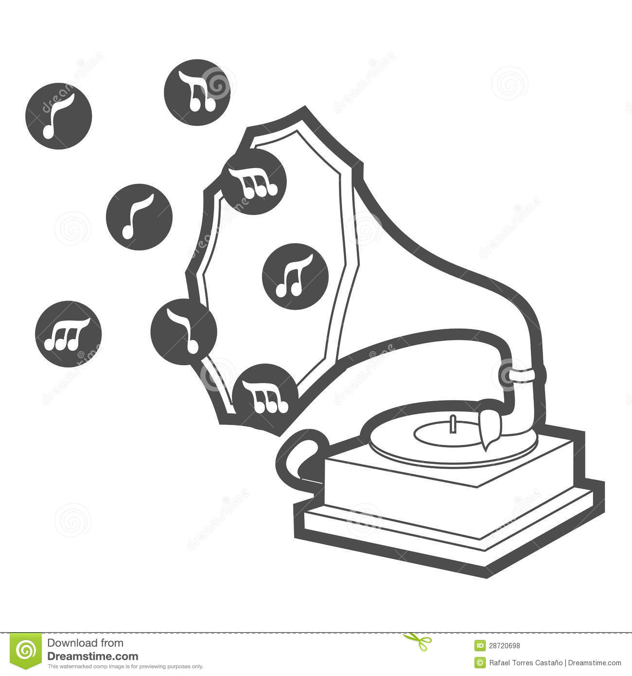 Elegant Jukebox Royalty Free Stock Photos