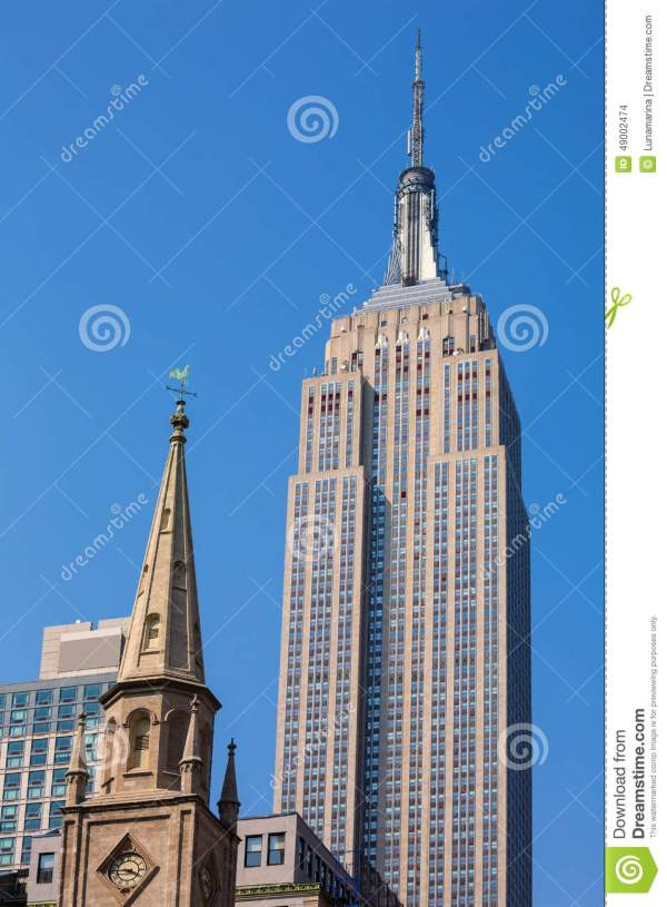 Cartoon Empire State Building In York City Pin - Pinsdaddy