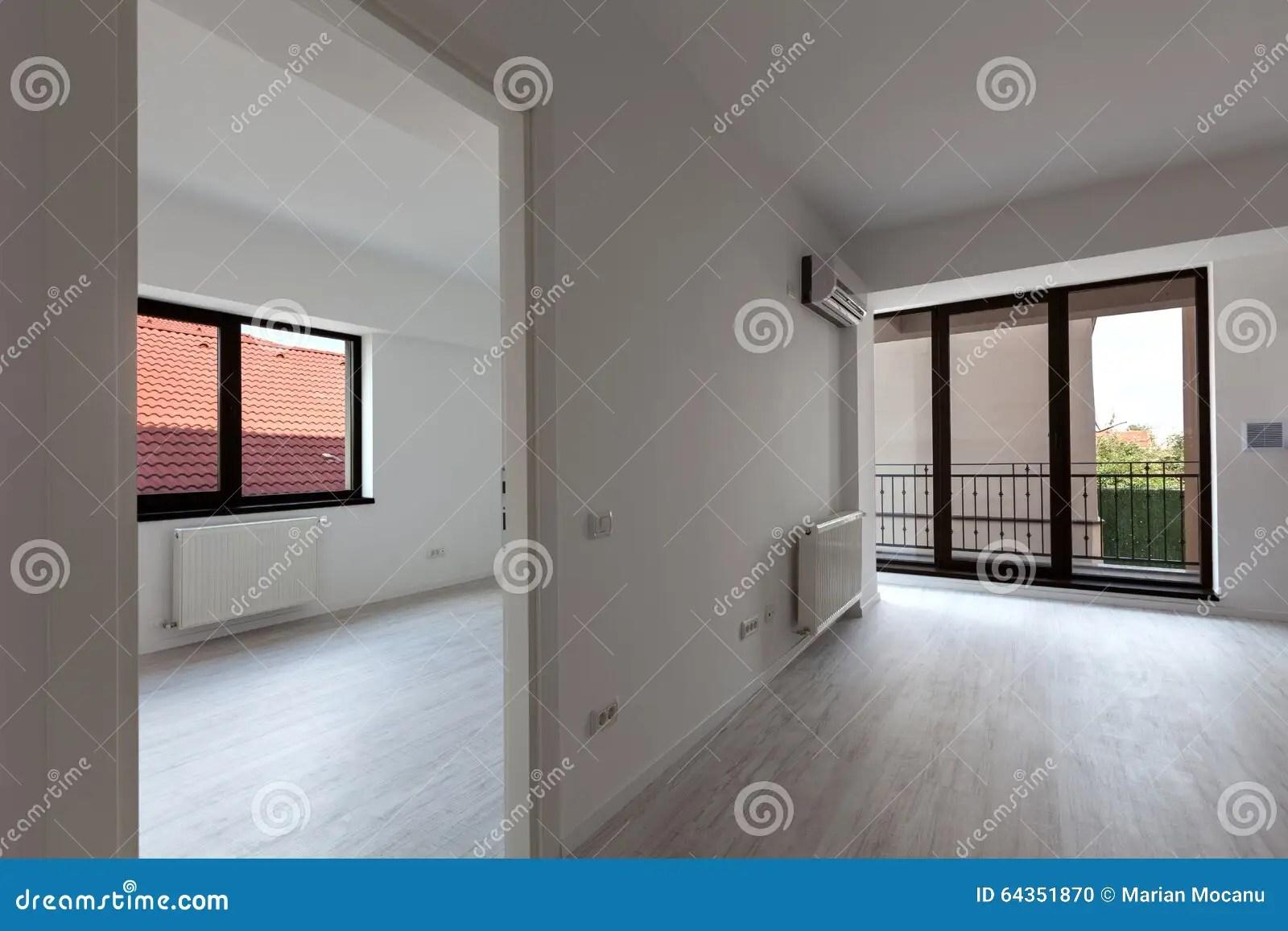 Empty apartment stock photo Image of relax bathroom  64351870
