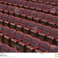 Chair Design Program Indoor Chaise Chairs Empty Concert Hall Seats Royalty Free Stock Image - Image: 19625806