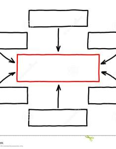 Download empty flow chart red marker stock image of board diagram also rh dreamstime