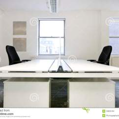 Office Chairs Unlimited Posture Chair For Elderly Empty Desks Back To Stock Photo - Image Of Empty, Emptiness: 30856164