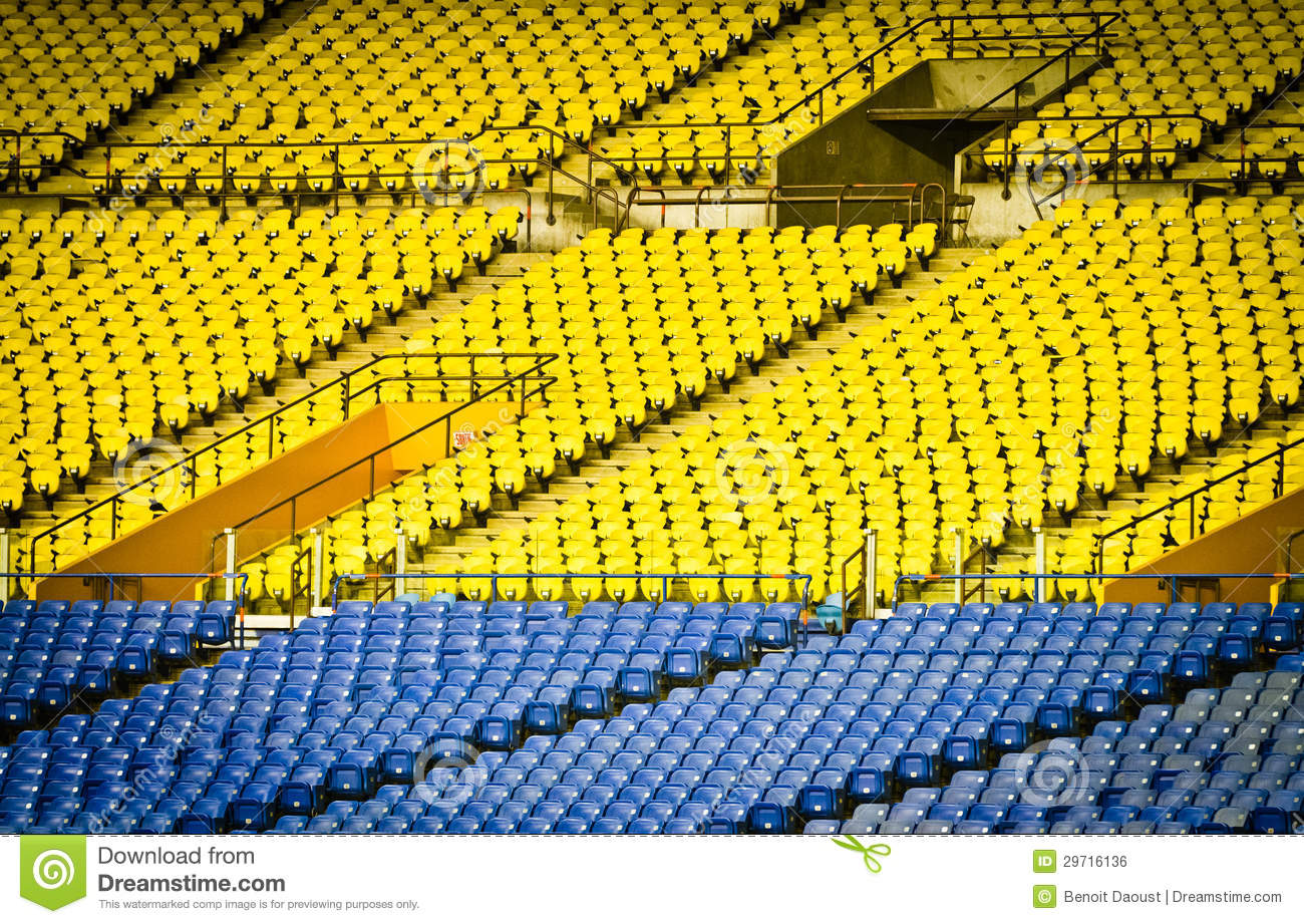 empty stadium seats stock photo image of game arena