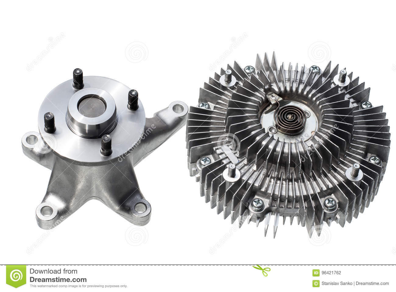 hight resolution of engine cooling fan clutch and bracket fan car engine