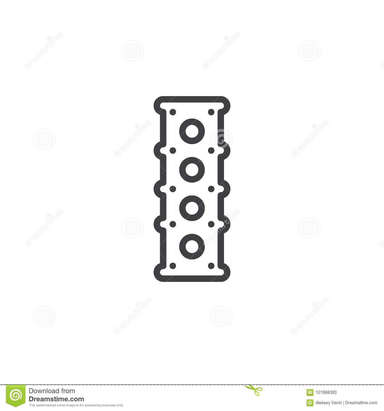 Cylinder Head Stock Illustrations 1 419 Cylinder Head