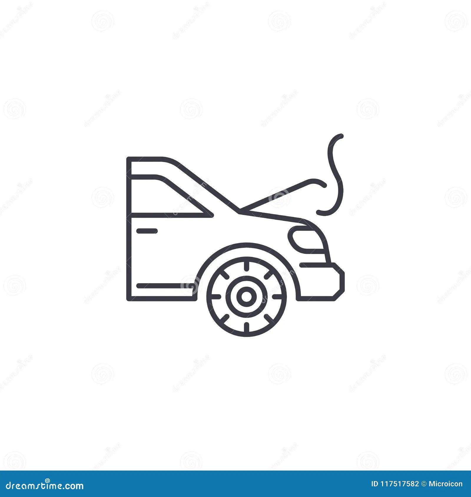 engine coolant symbol