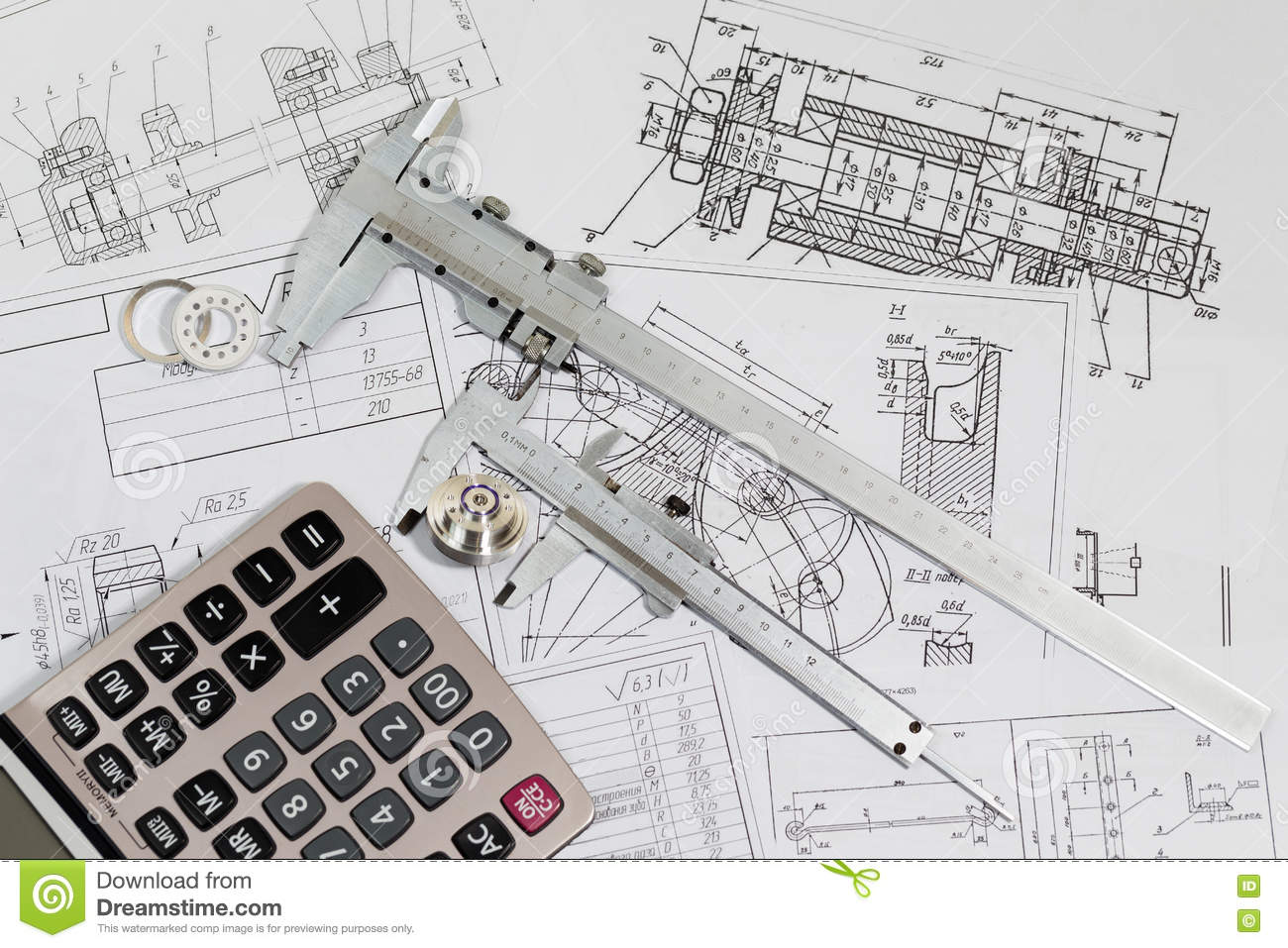 hight resolution of engineering drawings measuring instrument vernier caliper coursework or thesis project project engineer