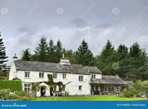 White English Cottage
