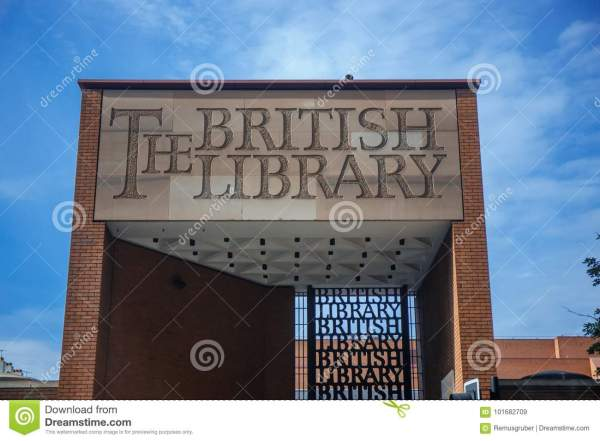 British Library Editorial Stock Of Tourists