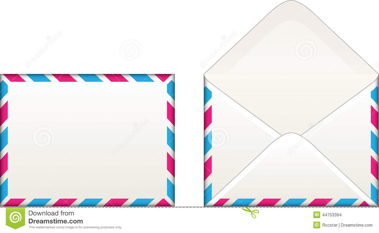 Envelope Stock Vector Image 44753394