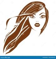 eps fashion beautiful woman