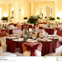 Formal Dining Room Chair Seat Covers Patio Pad Replacements Event, Party Or Wedding Ballroom Royalty Free Stock Image - Image: 17323286