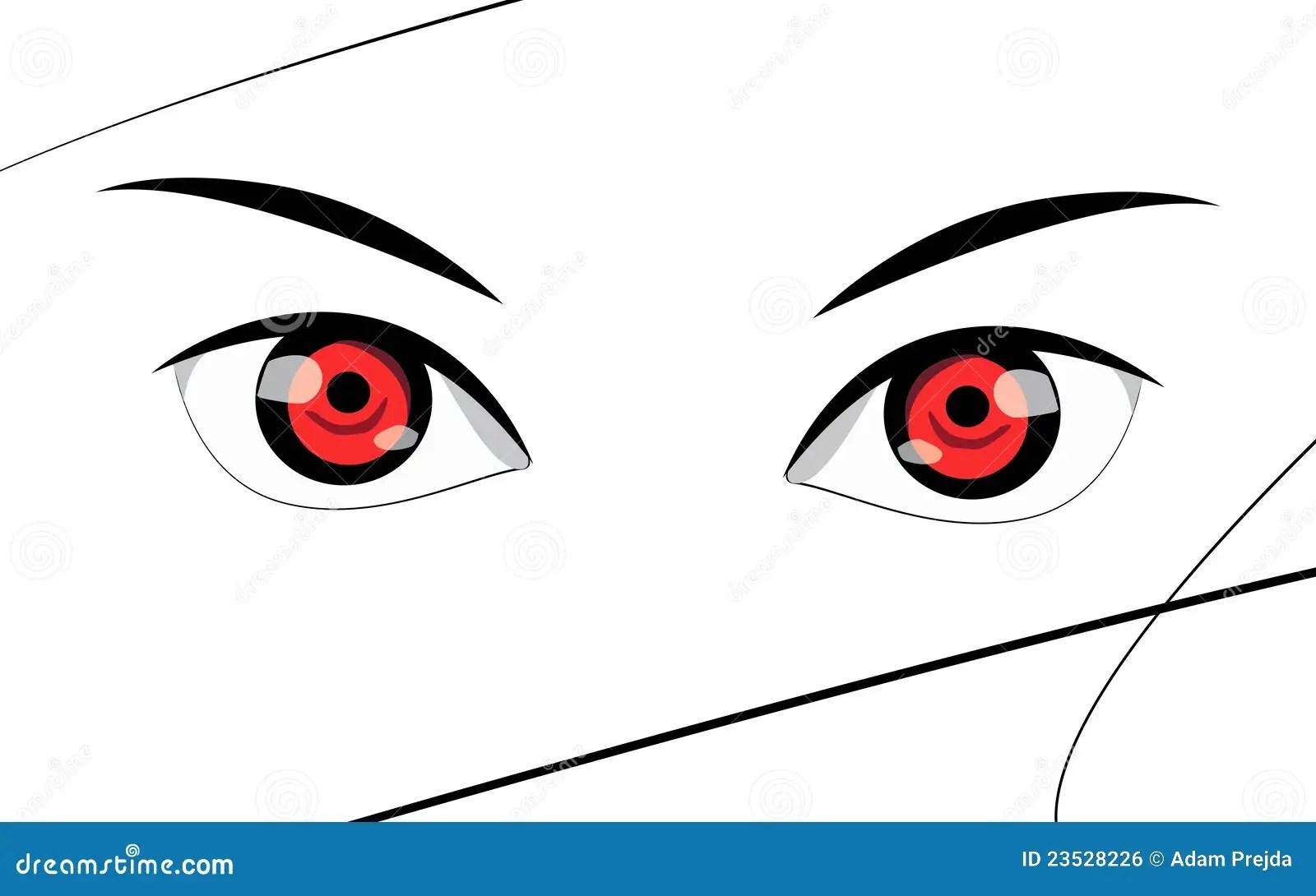 Evil Eyes Royalty Free Stock Image