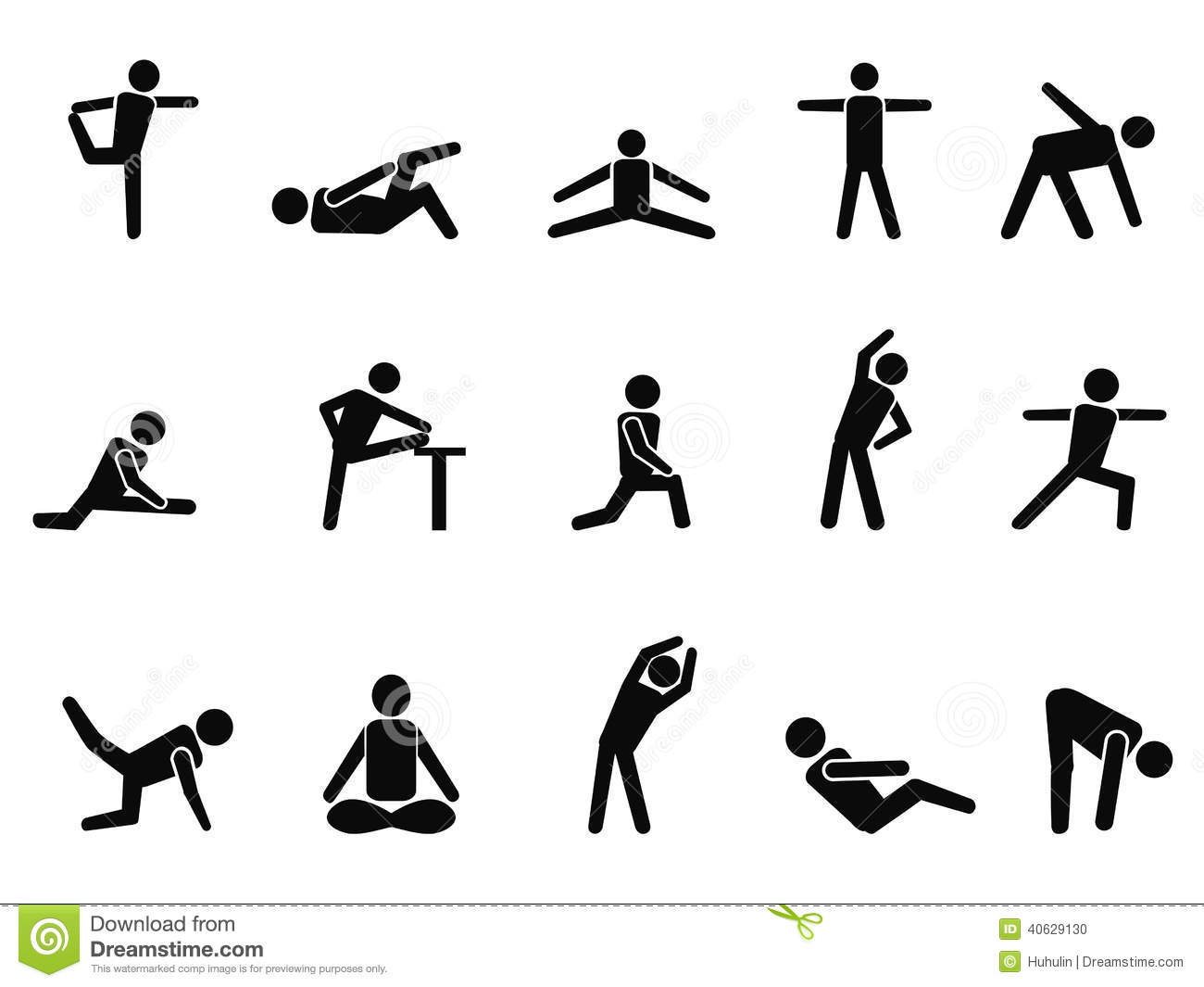 Stretching Cartoons Illustrations Amp Vector Stock Images