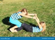 Kid Barefoot Yoga Girls