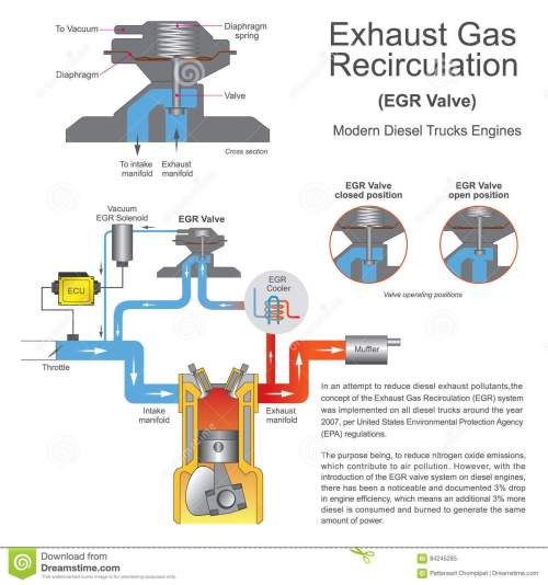 small resolution of exhaust gas recirculation valve
